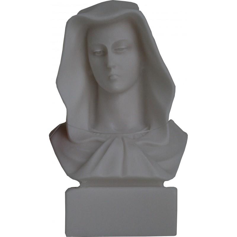 Statue Buste de la Très Sainte Vierge Marie