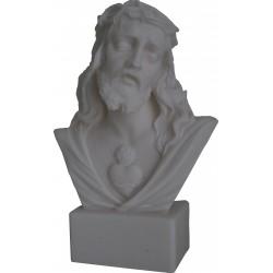 Statue Buste du Sacré Coeur...
