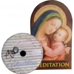 CD de musique Marie la Mère de Jésus Noel Natvity set