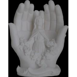 Statue Vierge Marie à la...
