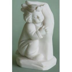 Statue enfant décoration pour bapteme
