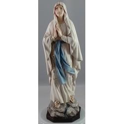 Statue Très Sainte Vierge MArie Notre Dame de Lourdes H.16 CM