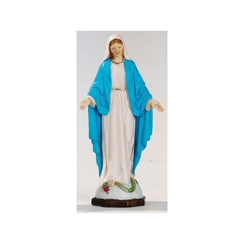 Statue Très Sainte Vierge Marie Miraculeuse Rue du bac H.16 CMM