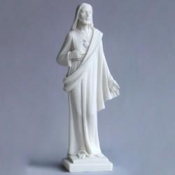 Statue du Sacré Coeur de Jésus Christ