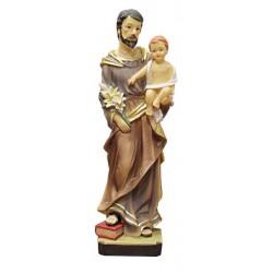 Statue en résine Saint Joseph H 40 CM