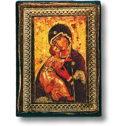 Icône Vierge de Vladimir...