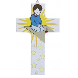 Crucifix Croix murale en...