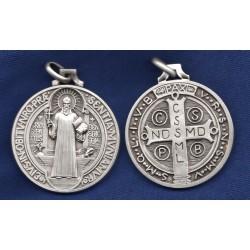 Médaille de Saint Benoit 40mm