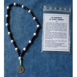 Chapelet de Saint Joseph prières